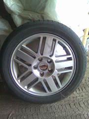 Оригинальные литые диски Ford Focus 2007