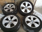 диски на BMW X5 - СРОЧНО
