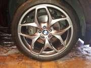 Продам диски разно широкие R20 BMW X5 E70 стиль 215 резина лето