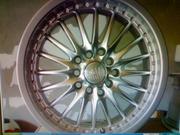 Новые фирменные литые диски 15