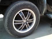 Продам диски R18 с резиной 265/60 R18 Michelin