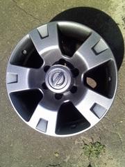 Продам комплект дисков к Nissan Patrol,  R17,  новые (четыре диска)