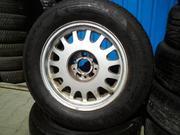 Продам диски R16 на BMW (оригинальные)