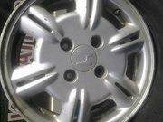 Колёсные литые диски оригинал HONDA R15