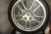 Продам оригинальные диски в сборе для Porsche Cayenne GTS R21.зима