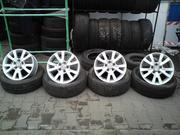 Продам диски литые R16  Mazda 3 (оригинал)