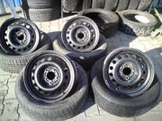 Продам комплект дисков R15  на BMW  (алюминий)