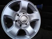 Продам комплект дисков R16 на Toyota LC