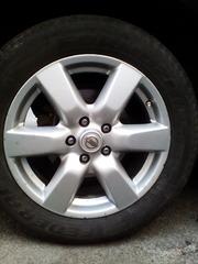 породам диски на Nissan X-trail 31 2007