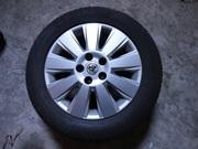 Б/у Колеса і шини Диск литий Диск Легковий 6 Opel 16 41 5x110 65.1