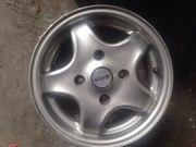 Продам дискі 4шт R13 5.5j 4/114.3 ET38 Ціна 2000грн.