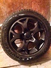 Продам комплект колес на зимней резине 205/60 R16 92T