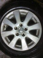 Продам колёсные диски...Toyota Camry R16