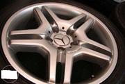 Диск R18 AMG Mercedes оригинал